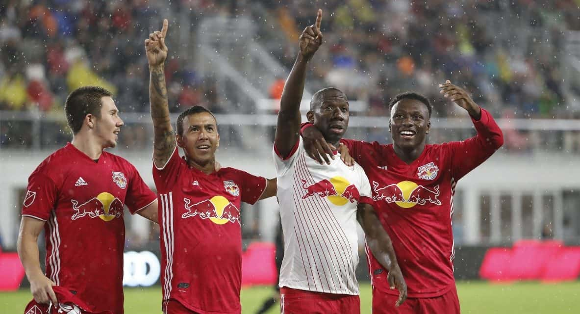 SOME RED-LETTER DATES: In BWP's Red Bulls' history
