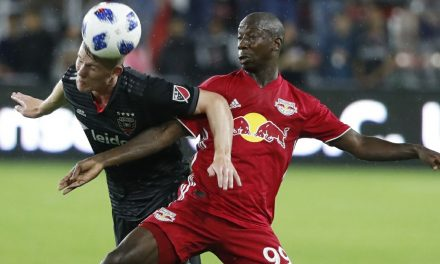 GUNNING FOR ANOTHER RECORD: With 100 goals, BWP will try to become 1st MLS player to score 15 goals in 5 consecutive seasons
