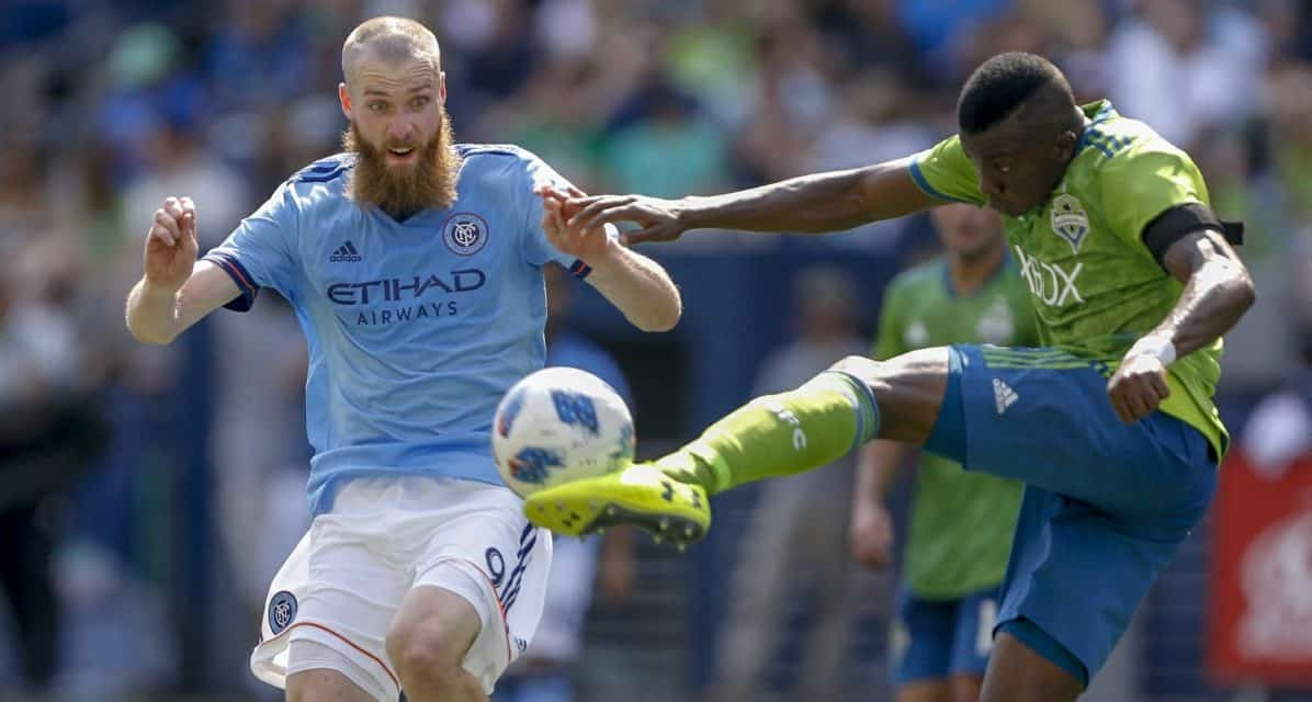SOUNDLY BEATEN: NYCFC falls in Seattle, 3-1