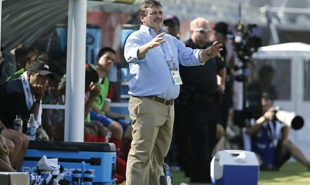 PARTING OF THE WAYS: Ramirez out as Costa Rica coach