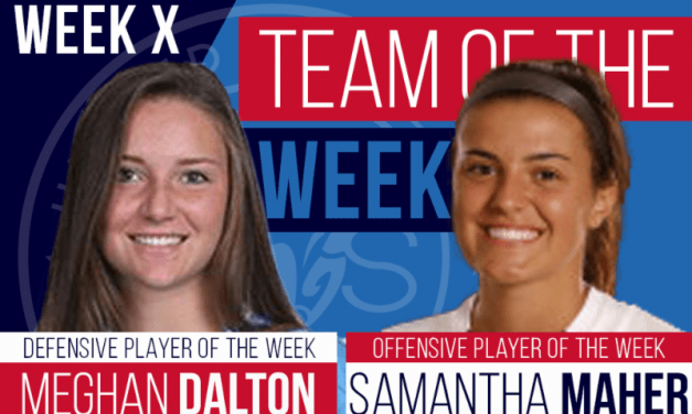 UWS WEEKLY HONORS: Fusion's Dalton defensive player of week; Rough Riders, Lady Lancers, Surf, Inferno players feted