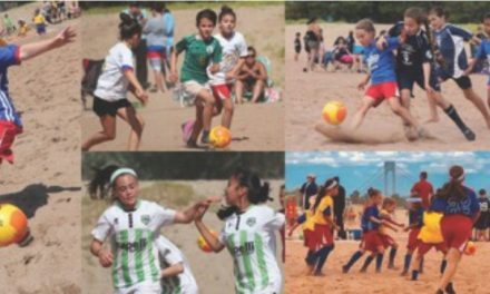 SOCCER CAN BE A BEACH: SIYSL holds Beach Soccer Classic