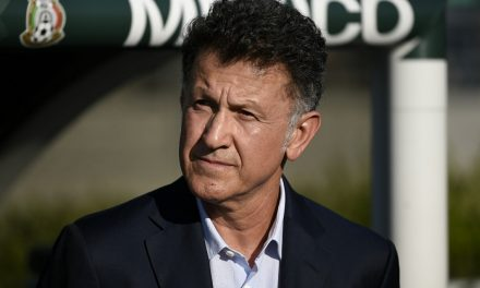 TAKING NOTE(S): Mendes not surprised that Osorio has Mexico in Round of 16