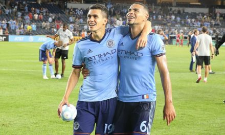 OFFSIDE REMARKS: With 3 home matches in 7 days, accruing points is super vital for NYCFC