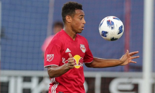 ALL REVVED UP: Red Bulls know a new New England team will make life difficult for them
