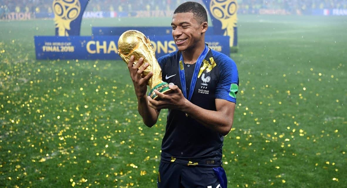 UP FOR GRABS: Ronaldo, Griezmann, Kane, Mbappé, Modric up for Best FIFA Men's Player