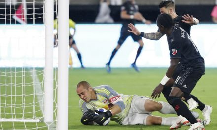 ROBLES' MILESTONE: Red Bulls GK moves into 10th-place tie for MLS shutouts