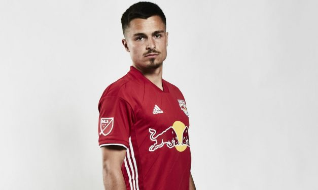 NO MORE: Red Bulls' Valot on season-ending injury list