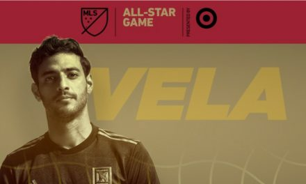 CALL HIM CAPTAIN: Vela beats out BWP for MLS all-star honor