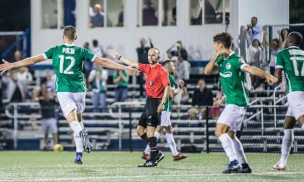 ROUND 3: Cosmos B, Italians will battle again in North Atlantic final