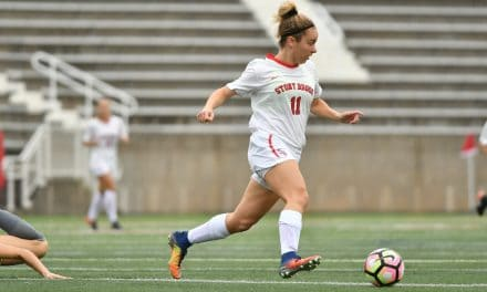 BREAKING EVEN: Stony Brook women win, go 1-1 in Oregon opening weekend