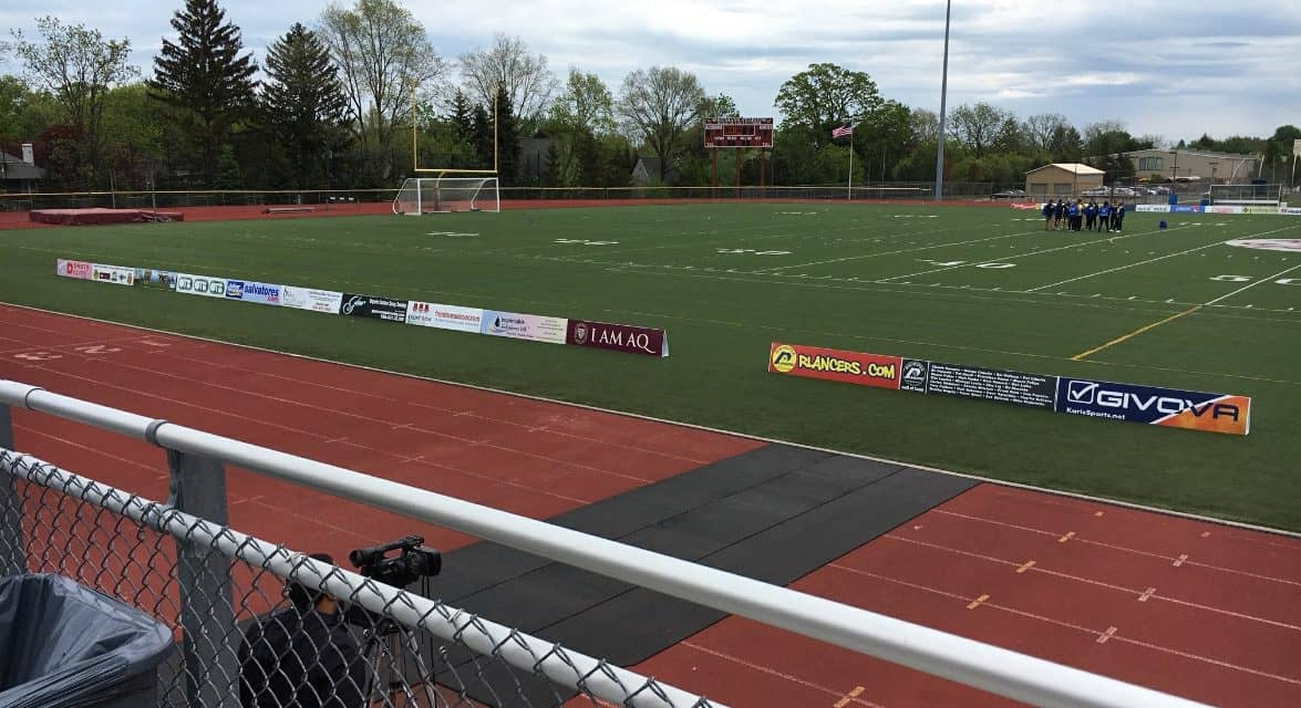 BACK TO AQUINAS: Lancers plan to return to their old venue for 2019