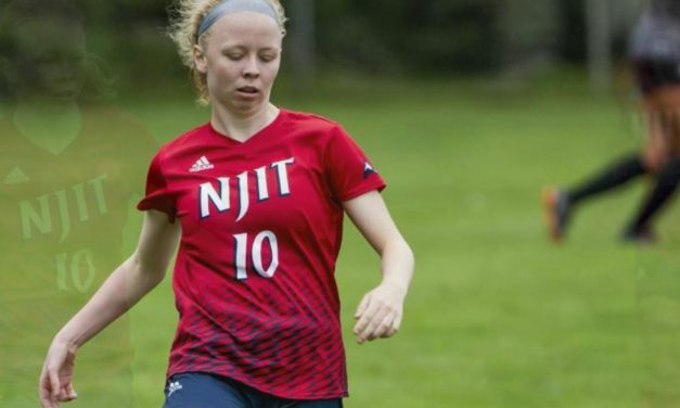 SOME SOPHOMORIC HEROICS: Callaghan's goal lifts NJIT women over UMass Lowell
