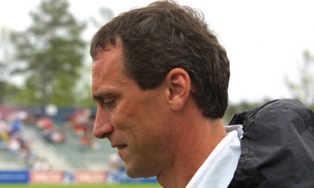 NOT VERY JIM DANDY: Spirit fire Gabarra as coach