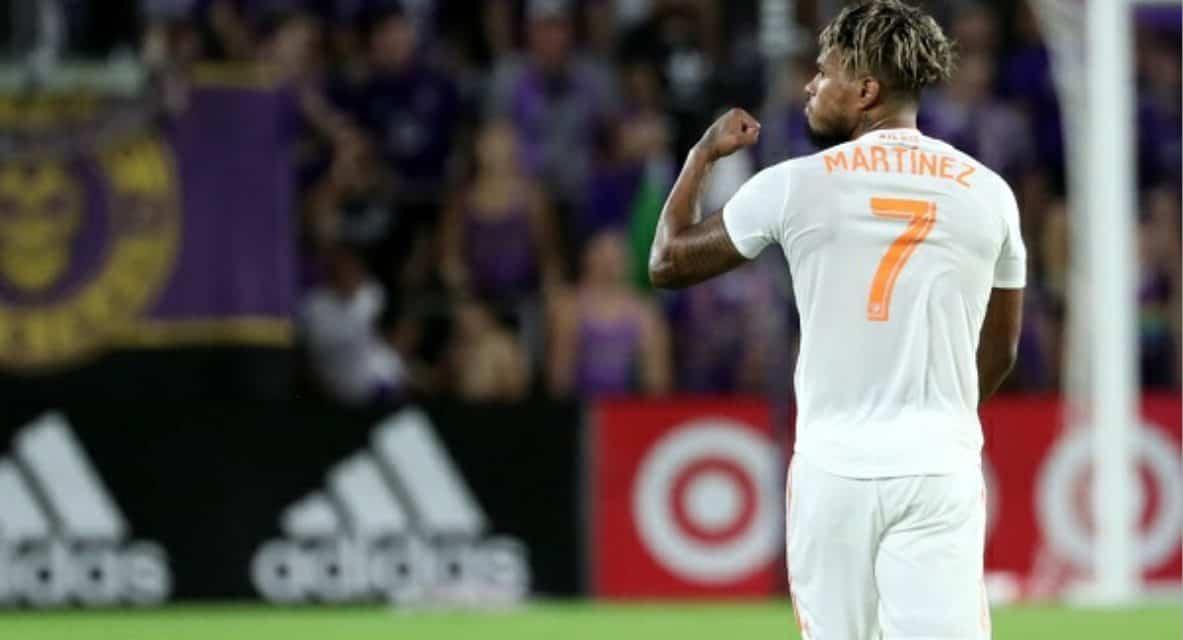 NO ORDINARY JOSEF: Martinez smashes MLS scoring record with 8 games remaining