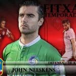 BACK TO SPAIN: Cosmos B's Neeskens signs with Third Division side SD Formentera