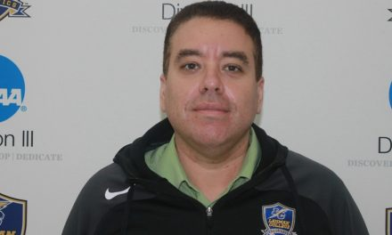 NEW CHALLENGE: Torres named Lehman College sports information assistant