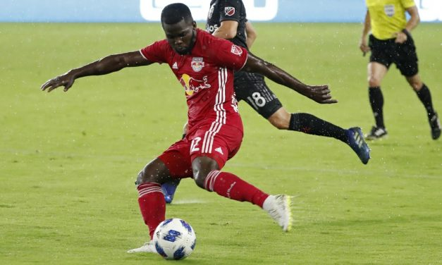 OPPORTUNITY KNOCKS: Red Bulls can jump into 1st by winning twice on the road