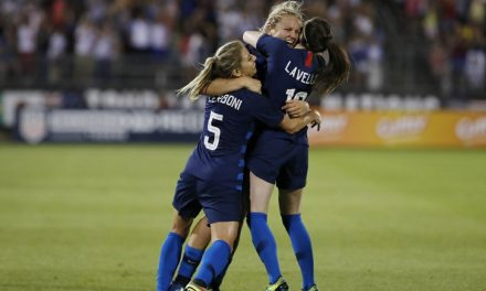 PLAYER OF THE MONTH: NWSL honors Portland's Horan