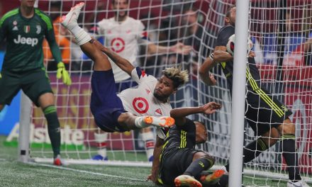 SHOT DOWN: MLS loses to Juventus in PKs in all-star game; BWP misses his attempt