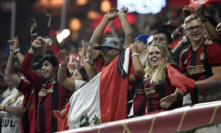 A RECORD-BREAKING NIGHT: 72,317, an MLS stand-alone all-star mark, attends game in Atlanta