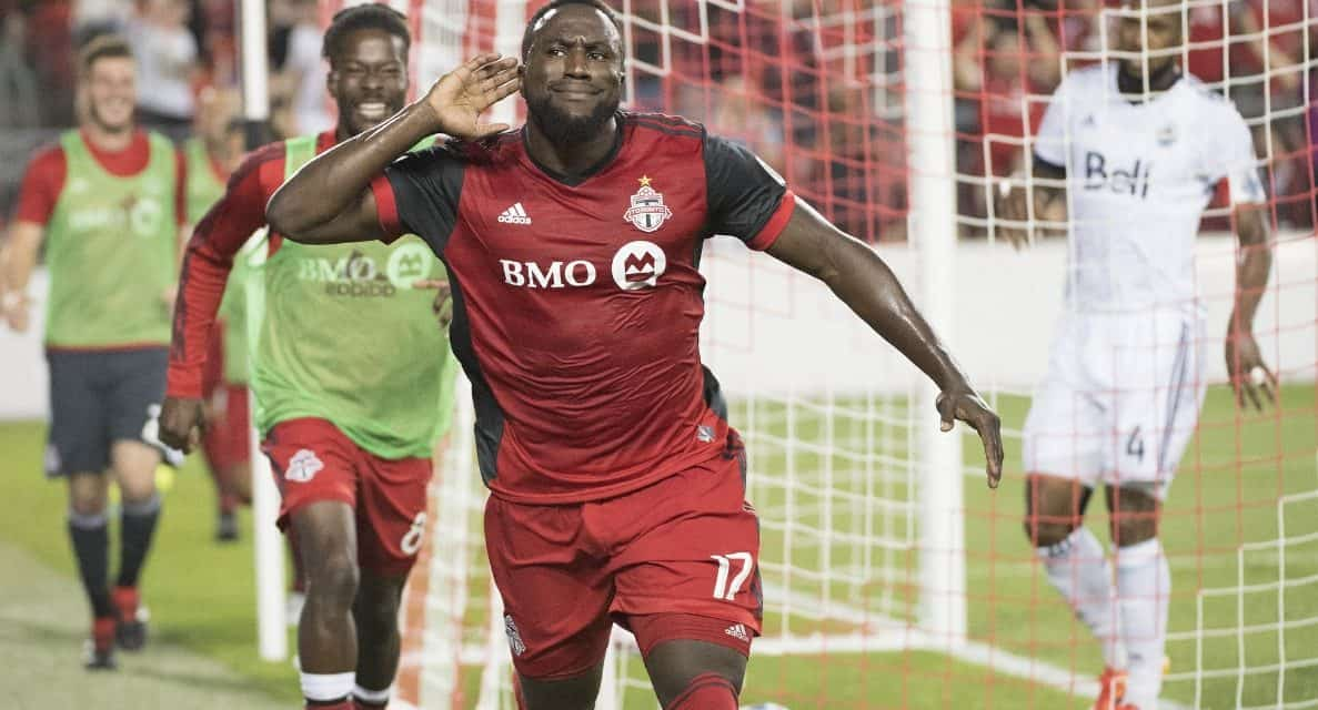 IN TRIPLICATE: Altidore's hat-trick boosts Toronto FC to Canadian championship