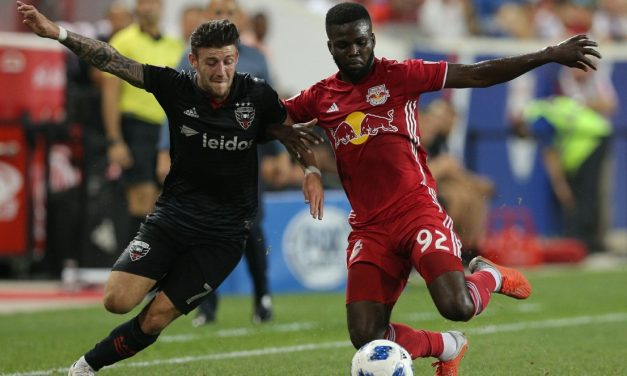 LATE SUMMER CAMPS: Red Bulls' Escobar, Murillo, Lawrence, Etienne, Jr., Casseres, NYRBII's Yates called up by national teams
