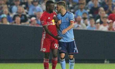A TALE OF TWO TEAMS: NYCFC elated with a draw despite playing with 9 men, Red Bulls wonder what went wrong