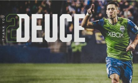 DEUCE CALLS IT QUITS: U.S. international standout Clint Dempsey announces his retirement
