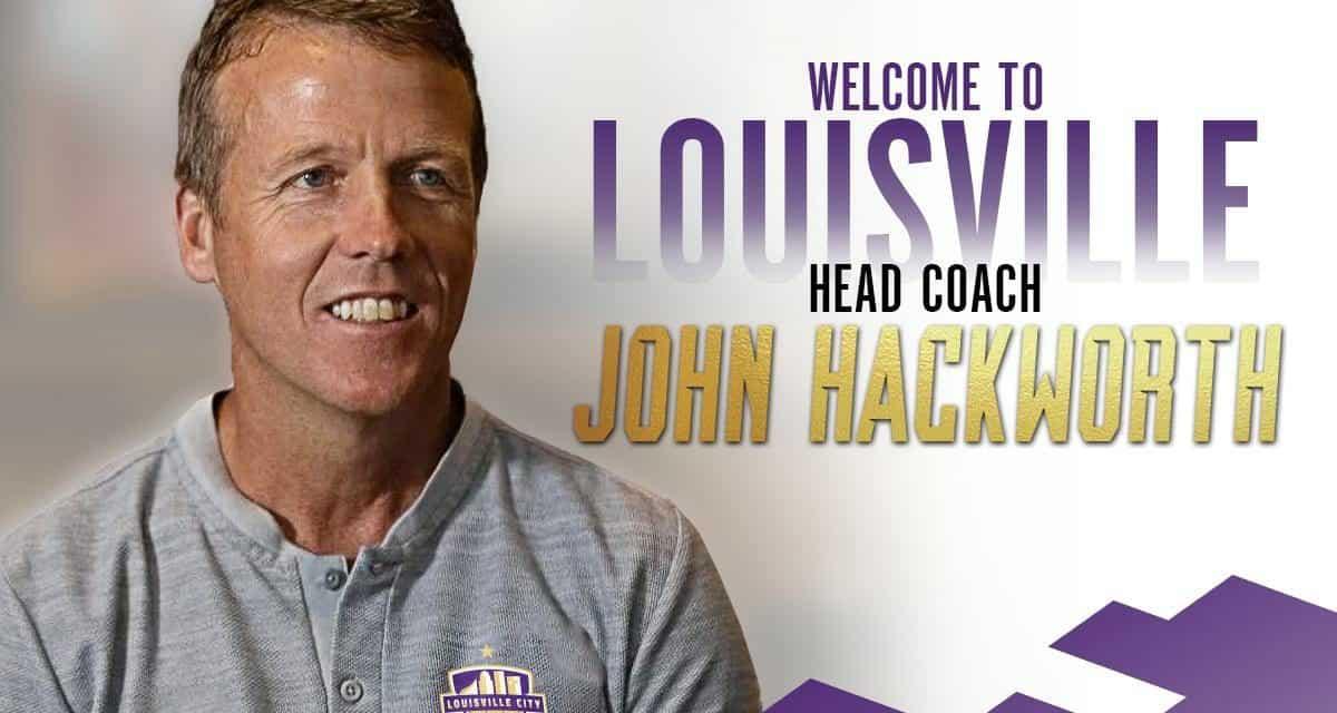 A NEW CHALLENGE: Hackworth leaves U.S. U-17s to coach Louisville City