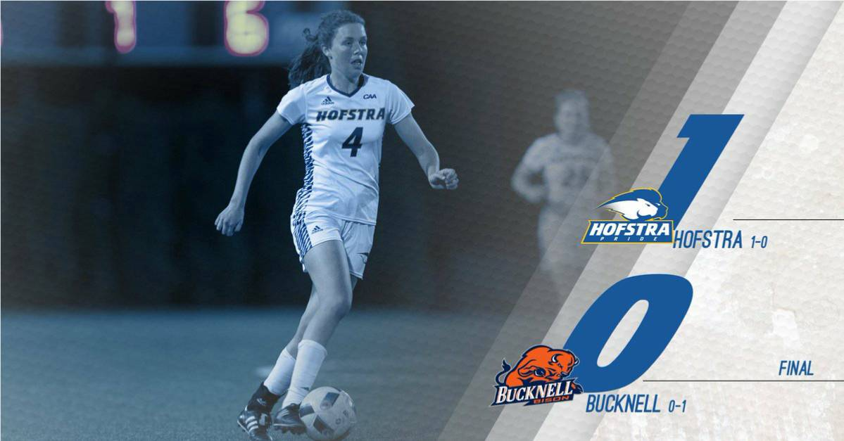 GETTING OFF ON THE RIGHT FOOT: Hofstra women open up with a win at Bucknell