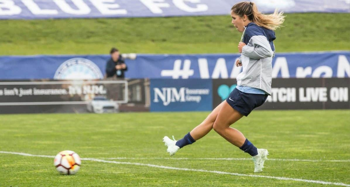 PLAYER OF THE WEEK: NWSL tabs Sky Blue's Johnson