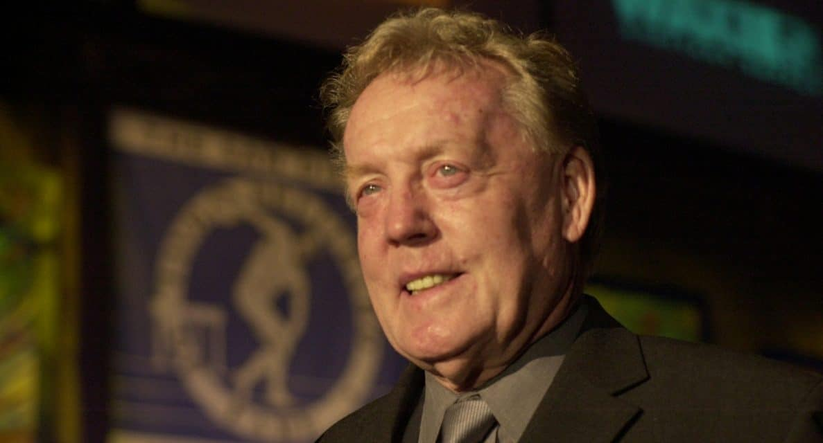 A CELEBRATION OF LIFE: Portsmouth FC fans give a minute of applause for Ron Newman; 4 special ceremonies are planned