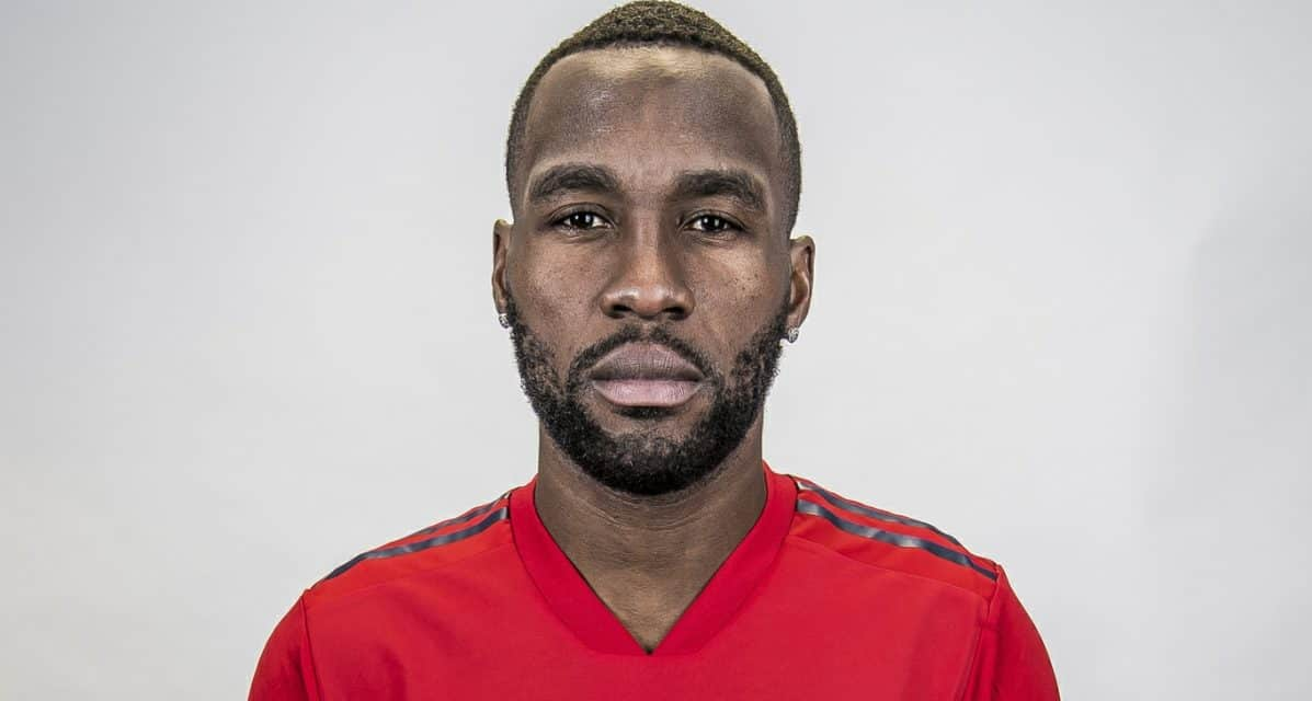WAIVING GOODBYE: Fire releases ex-Red Bull Tchani