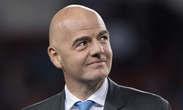 MEET THE PREZ, PREZ: FIFA boss Infantino talks about the World Cup after meeting with Trump