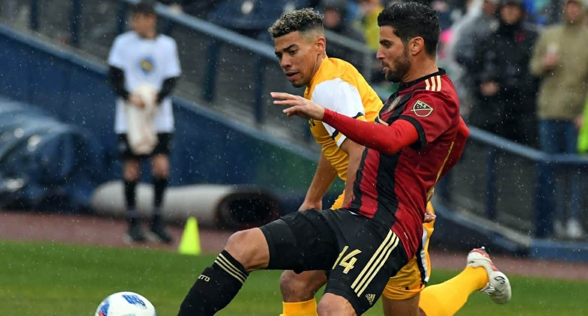 WOUNDED KNEE: Ex-Red Bulls defender Zizzo out 3-4 months