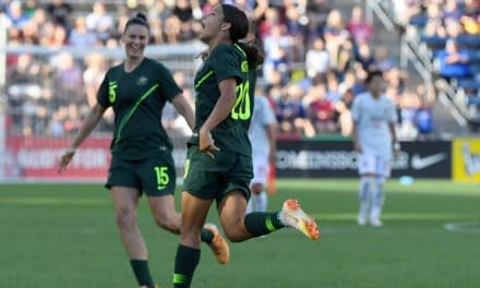 STAR OF THE RED STARS: NWSL names Sam Kerr player of the week