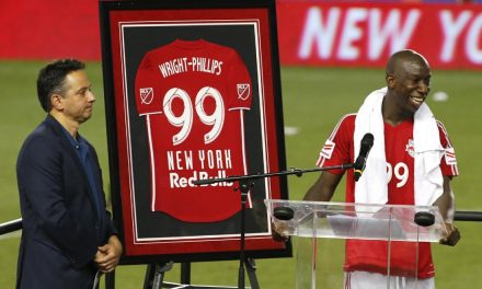 NO. 99 FOREVER: No Red Bull will wear BWP's number after he retires