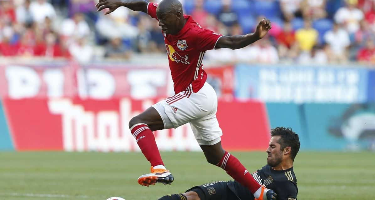 THE HUMBLE HERO: BWP never thought he would become a Red Bulls legend and enjoy this success