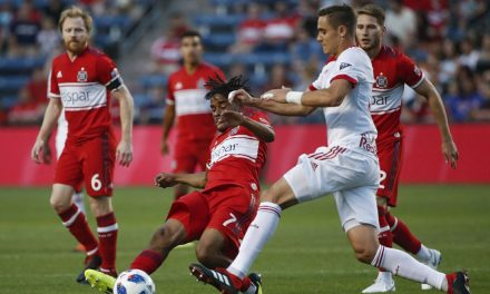 ROAD WARRIORS: Red Bulls ready to add more away points in Vancouver