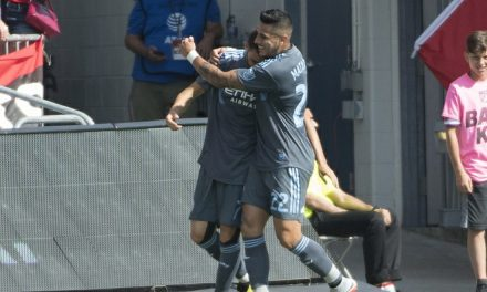 A COMEBACK FIT FOR A KING: Villa scores 15 minutes into his return to NYCFC