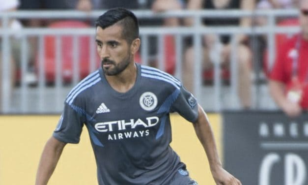 STATS AND NUMBERS: About Saturday's NYCFC-Union match