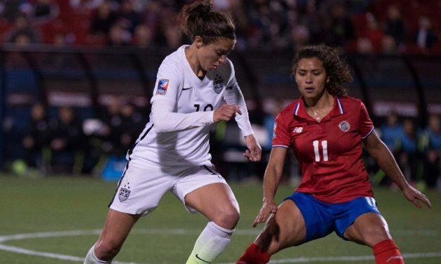 CALLED UP: Costa Rica summons Sky Blue FC's Rodriguez for WWC qualifying