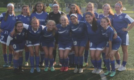 A LESSON IN SOCCER, GEOGRAPHY: Wantagh/Seaford Thunderbolts host Gilbraltar women's team