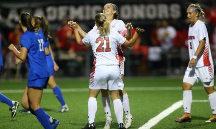 A SILVER LINING: Kajan's late goal, Bellero's brace lifts St. John's women to win as Stone is honored