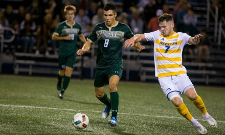 SEVENTH HEAVEN: Hofstra men roll, register 7th consecutive shutout