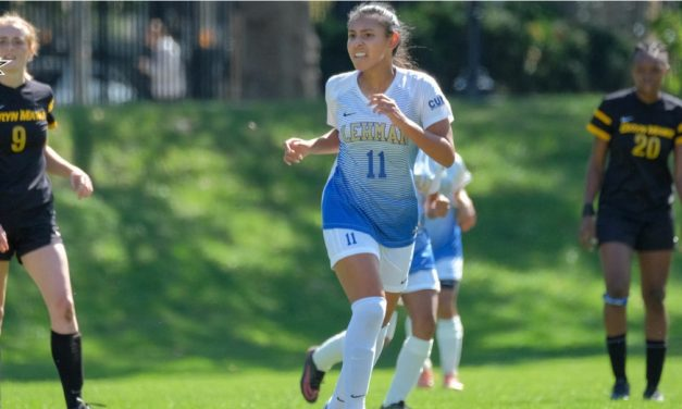 A CLOSE ONE: CCNY women edge Lehman, 2-1