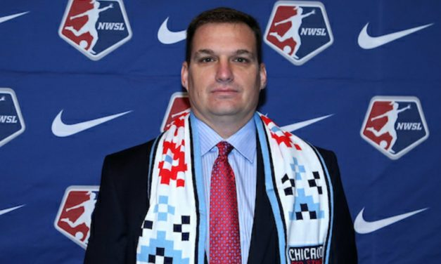 HE'D RATHER BE IN PORTLAND: With Florence bearing down on N. Carolina, Red Stars coach Dames would love to see NWSL semifinal moved for safety's sake