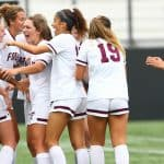 A WINNING WEEKEND: Fordham women blank George Washington, 4-0