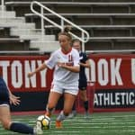 3 QUICK GOALS: Stony Brook women edge Maine, 3-2